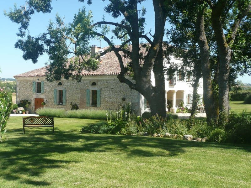 Verkoop van prestige  huis St clar 575000€ - Foto 1