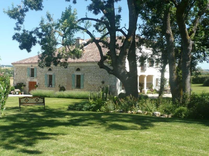 Vente de prestige maison / villa St clar 575000€ - Photo 1