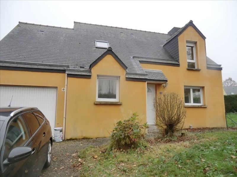 Sale house / villa Combourtille 156000€ - Picture 1