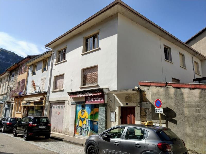 Sale building Nantua 180 000€ - Picture 1