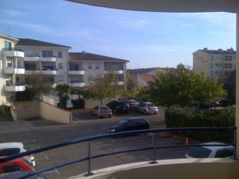 Rental apartment Cugnaux 470€ CC - Picture 2