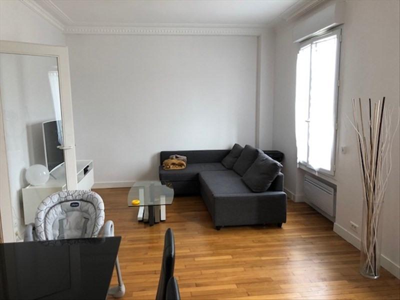 Rental apartment Bourg la reine 1165€ CC - Picture 1
