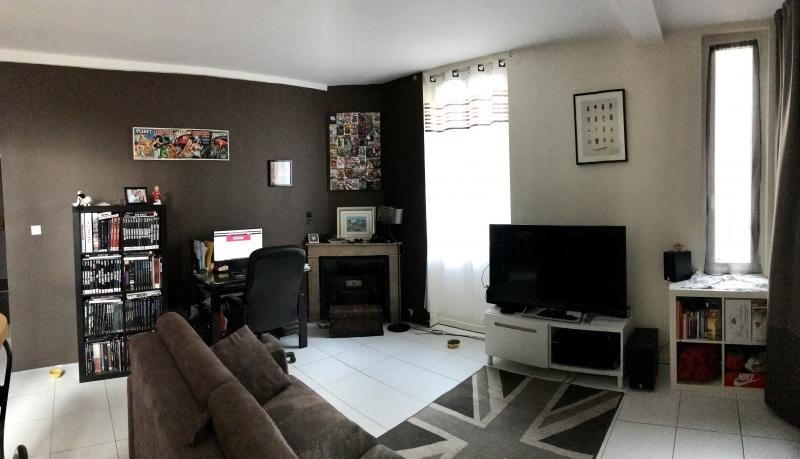 Sale apartment Villeurbanne 137700€ - Picture 2