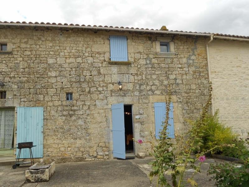 Location maison / villa Sansais 572€ CC - Photo 1