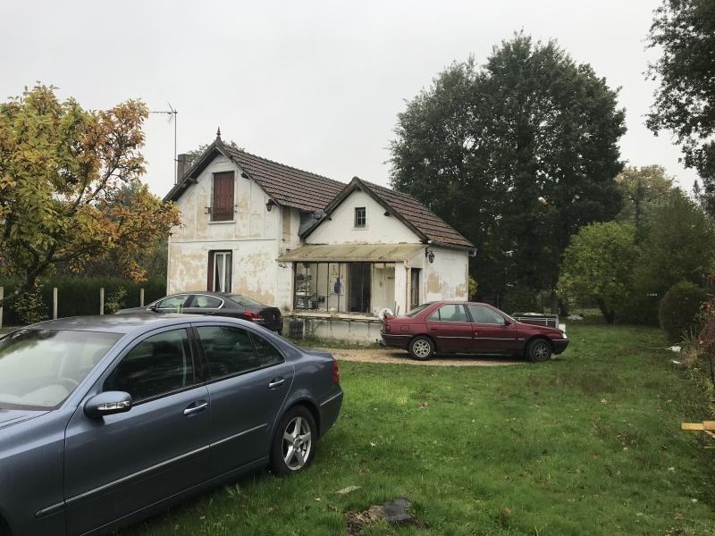 Vente maison / villa Orgerus 231000€ - Photo 1