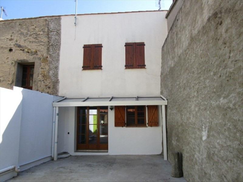 Location maison / villa St hilaire 527€ CC - Photo 1