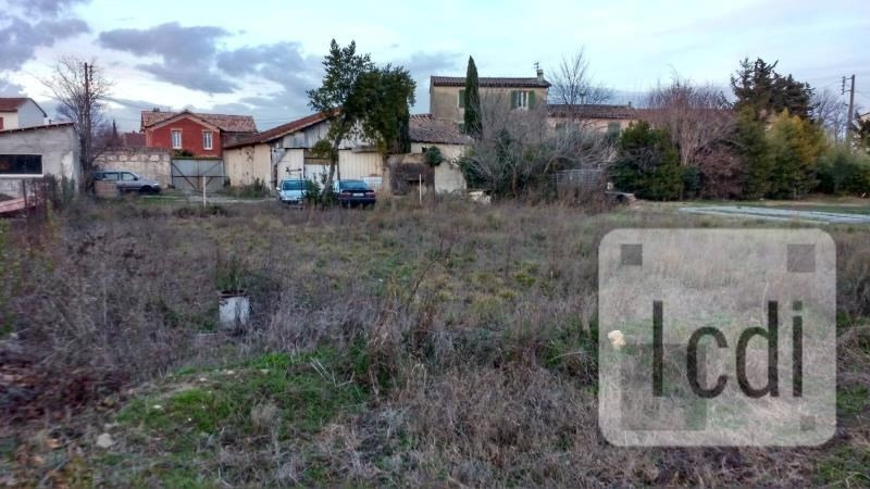 Vente terrain Montélimar 75 000€ - Photo 1