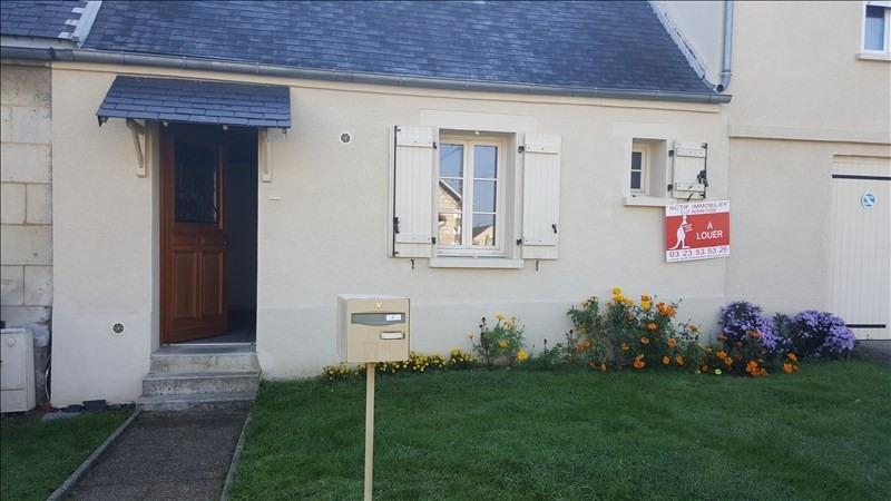 Rental apartment Soissons 388€ CC - Picture 1