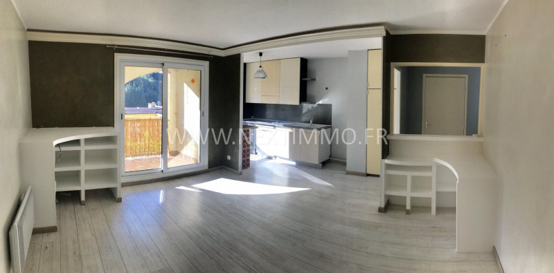 Location appartement Sainte-agnès 887€ CC - Photo 1