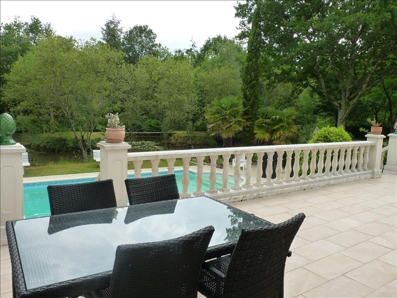Vente maison / villa Les clouzeaux 328600€ - Photo 4