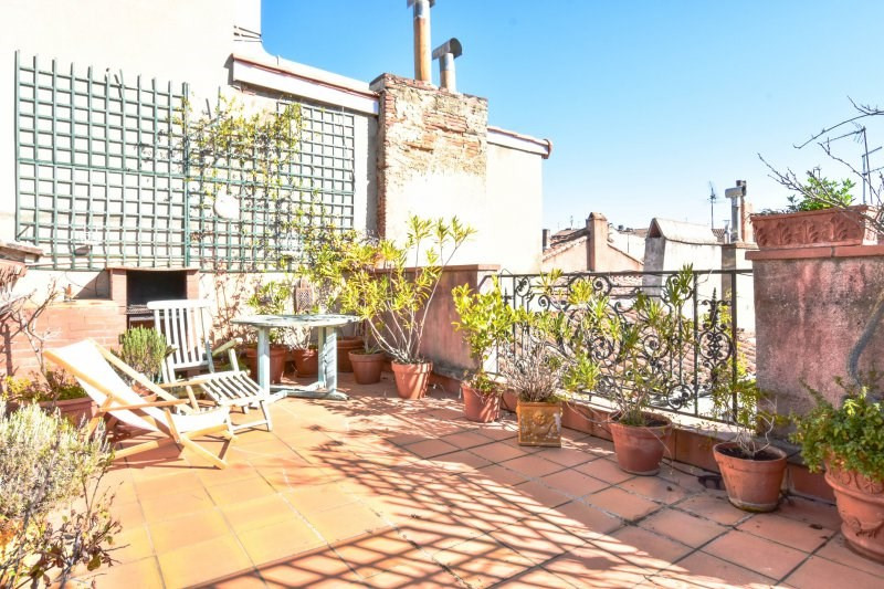 Deluxe sale apartment Toulouse 590000€ - Picture 1