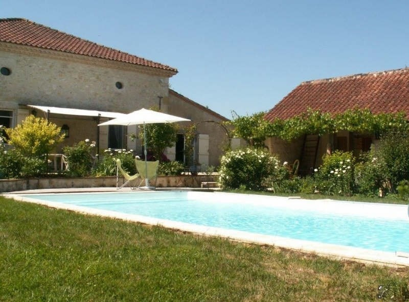 Vente maison / villa La romieu 440 000€ - Photo 8