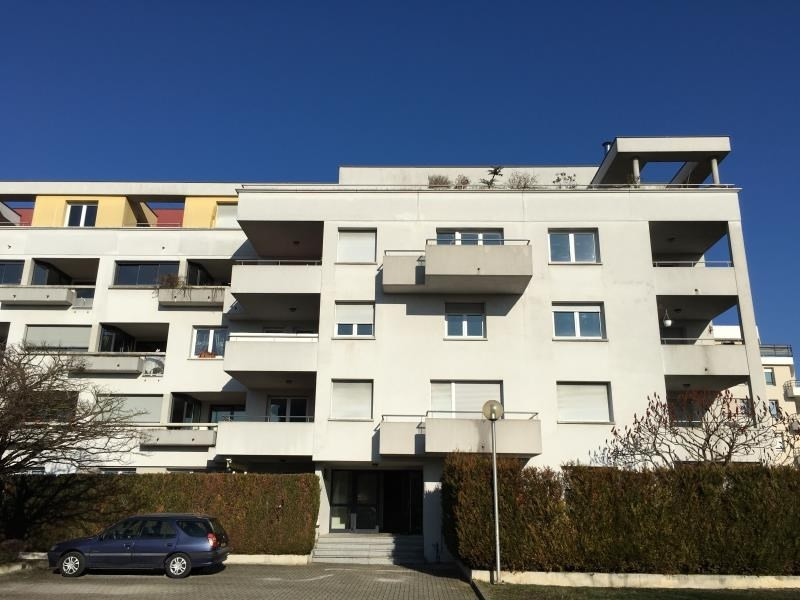 Sale apartment Illkirch graffenstaden 139100€ - Picture 1