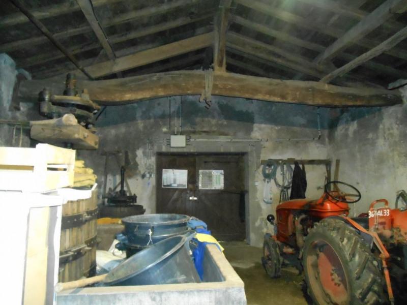 Vente maison / villa St morillon 330000€ - Photo 13