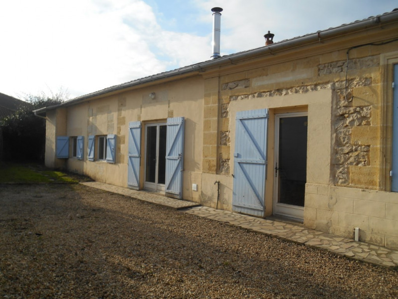 Ensemble immobilier Maison + Local commercial