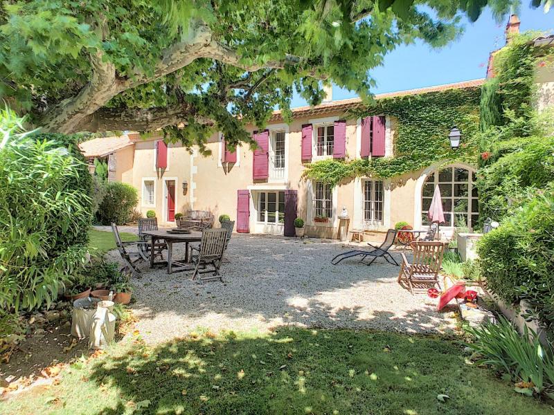 Venta de prestigio  casa Chateaurenard 684000€ - Fotografía 1