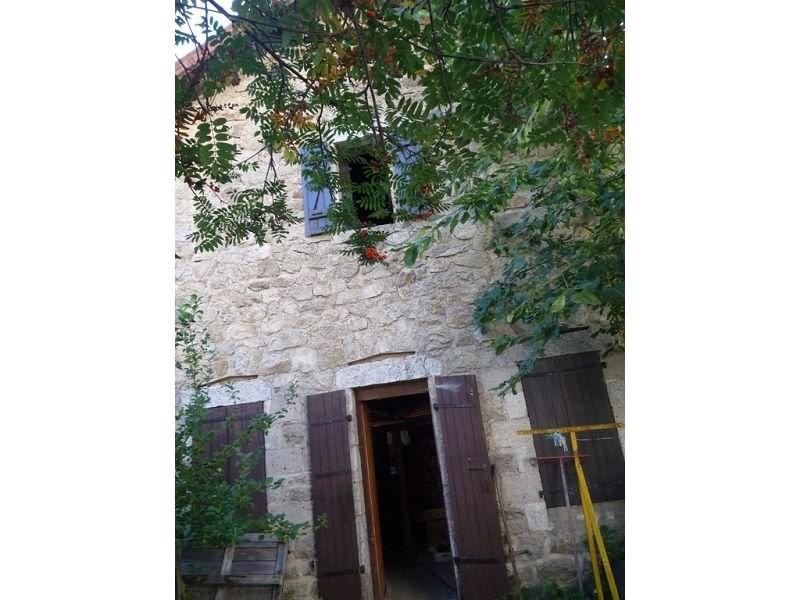 Sale house / villa St martin de valamas 149000€ - Picture 6