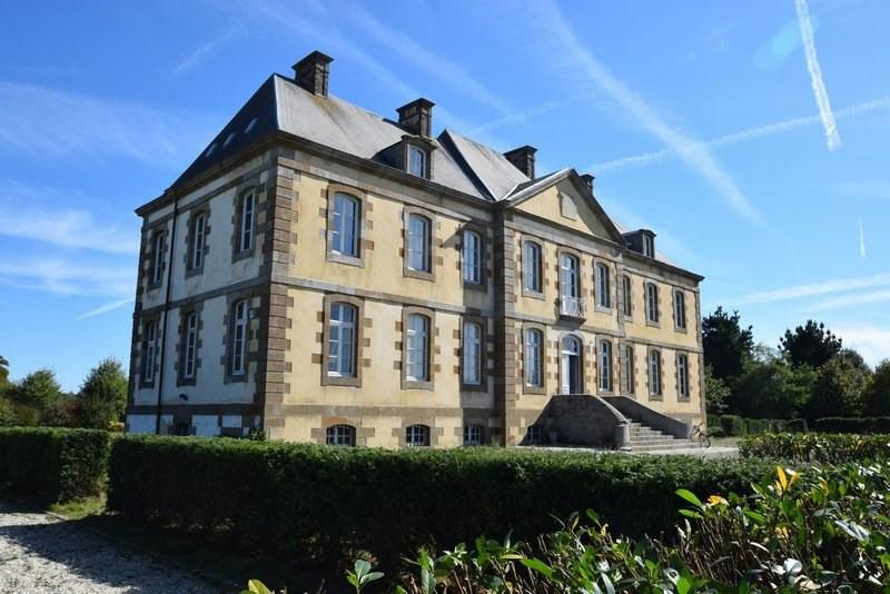 Revenda residencial de prestígio castelo Granville 745500€ - Fotografia 1