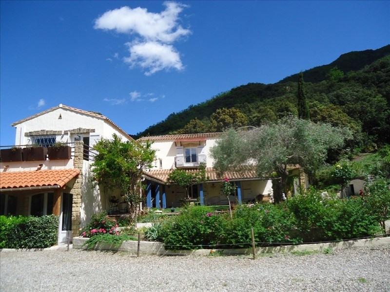 Vente maison / villa Arles sur tech 466000€ - Photo 2