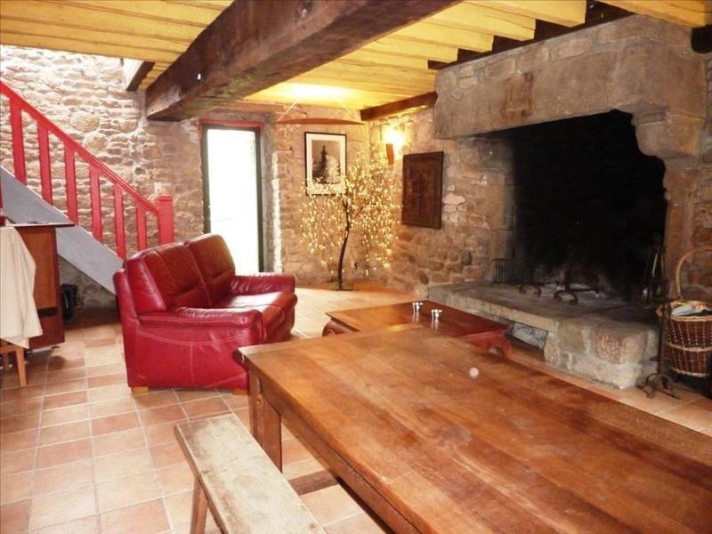 Sale house / villa Les portes du coglais 88400€ - Picture 2
