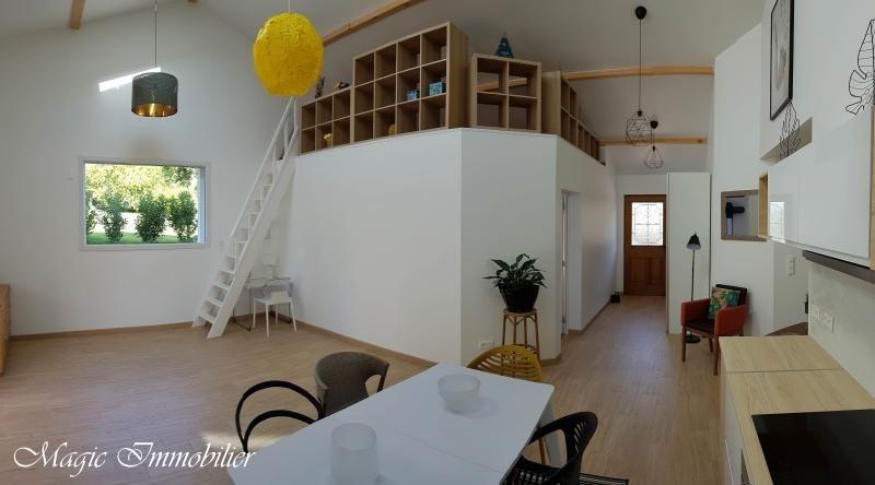 Rental house / villa Nurieux volognat 1100€ CC - Picture 3