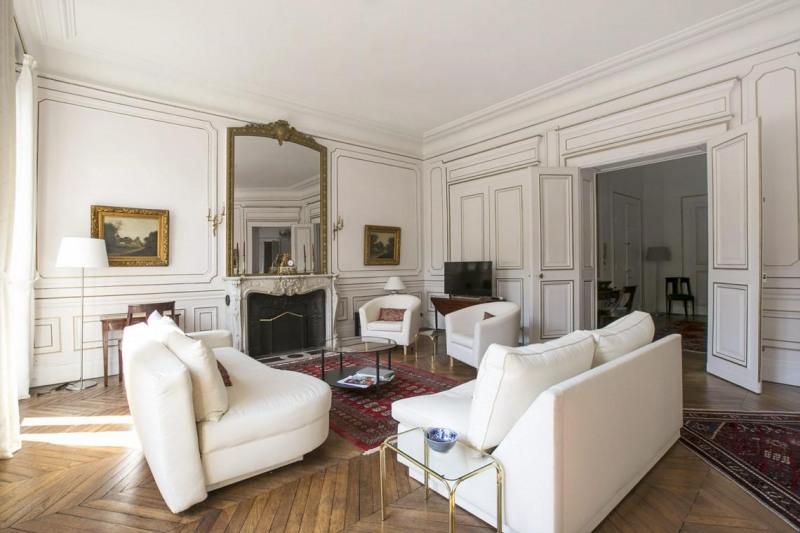 Rental apartment Paris 8ème 5900€ CC - Picture 1