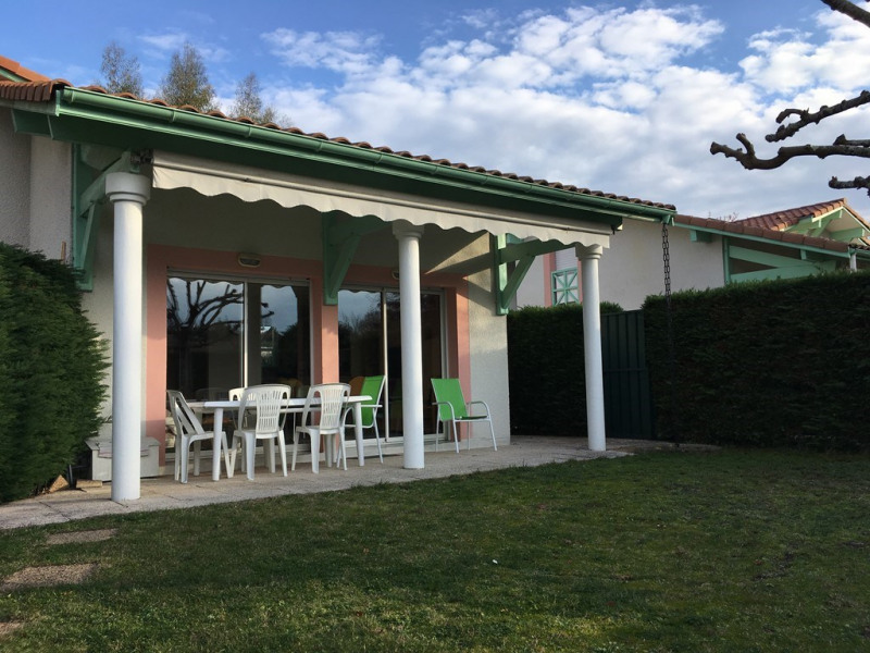 Location vacances appartement Biscarrosse 260€ - Photo 1
