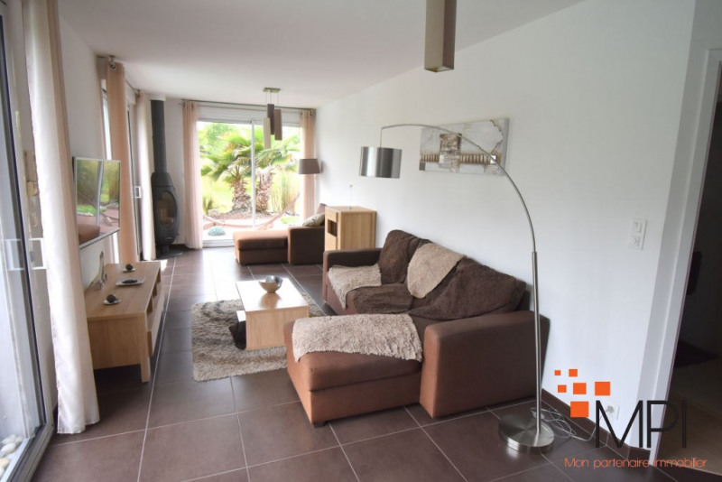Sale house / villa La meziere 426 400€ - Picture 3