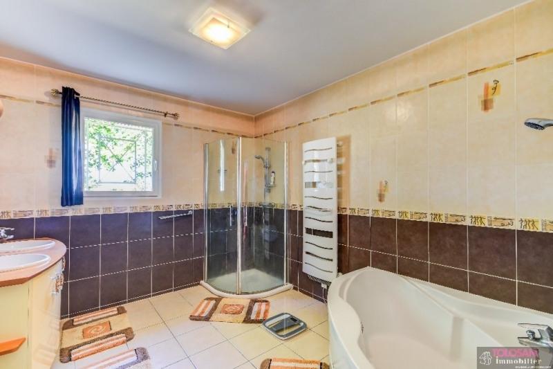 Sale house / villa Villefranche de lauragais 372000€ - Picture 7