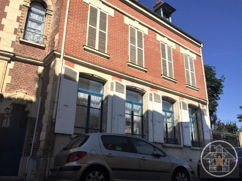 Vente appartement Noyon 100000€ - Photo 1