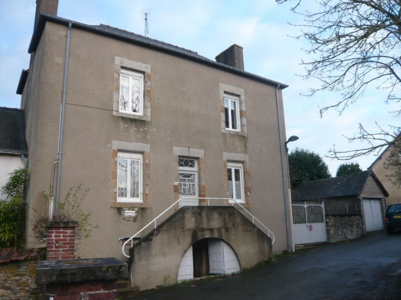 Vente maison / villa Le bourgneuf la foret 74000€ - Photo 1