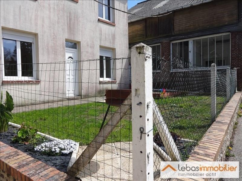 Vendita casa Doudeville 139000€ - Fotografia 5