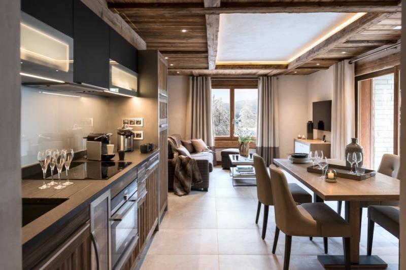 Revenda residencial de prestígio apartamento Chamonix mont blanc 470833€ - Fotografia 1