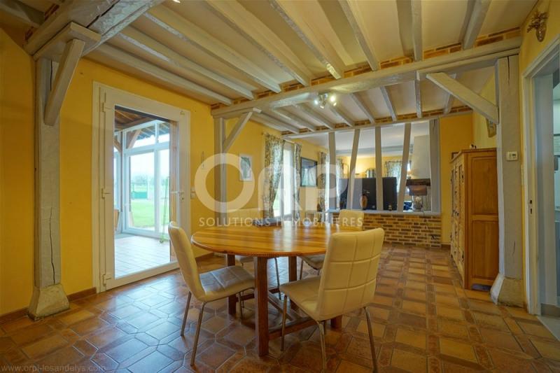 Sale house / villa Saint-clair-sur-epte 369000€ - Picture 4