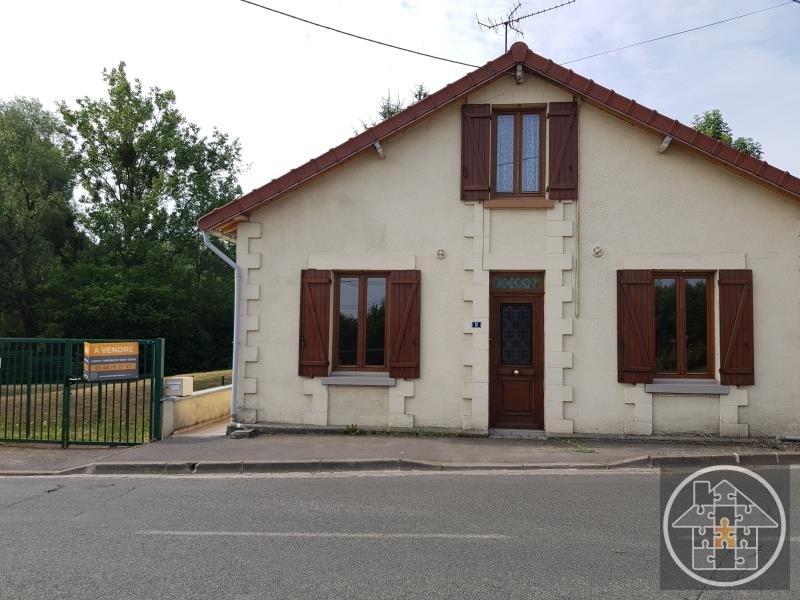 Sale house / villa Thourotte 127000€ - Picture 1