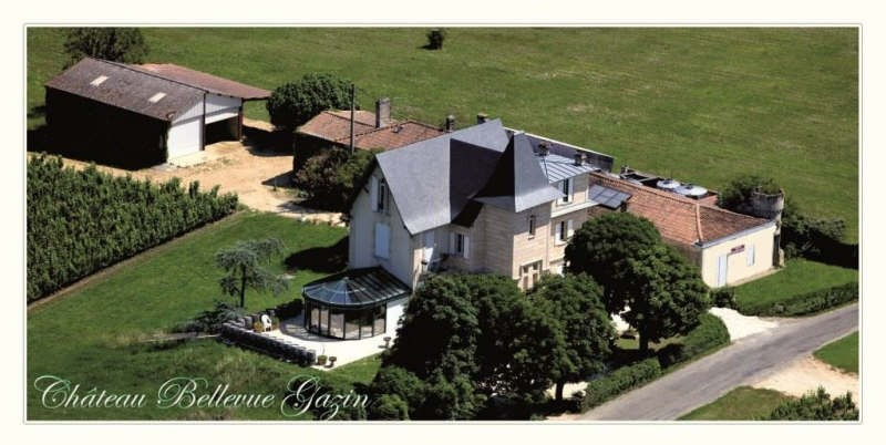 Deluxe sale house / villa Plassac 945000€ - Picture 2