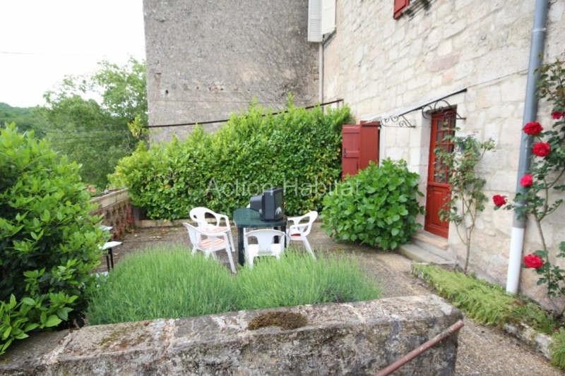 Vente maison / villa Najac 90100€ - Photo 2