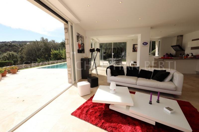 Vente de prestige maison / villa Mandelieu 1850000€ - Photo 4