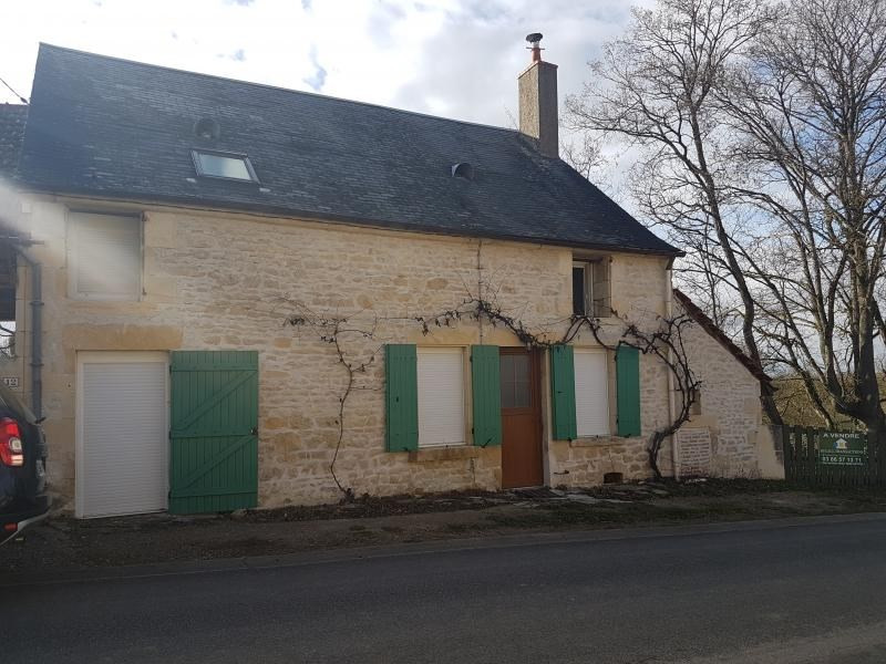 Vente maison / villa Germigny sur loire 103 000€ - Photo 2