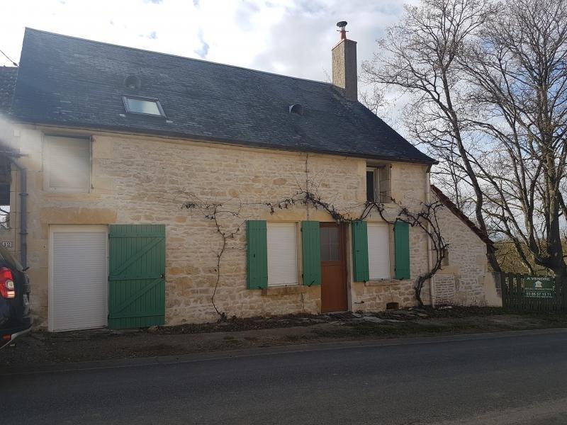Vente maison / villa Germigny sur loire 103000€ - Photo 2
