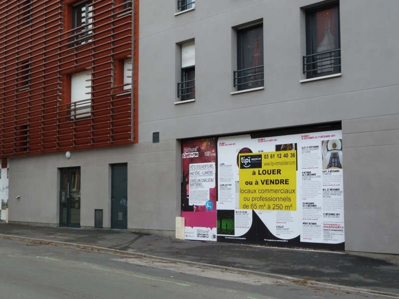 Location local commercial Bethune 800€ HT/HC - Photo 3