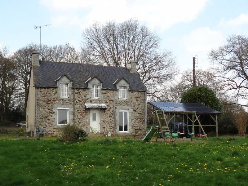 Sale house / villa Quintin 128000€ - Picture 2