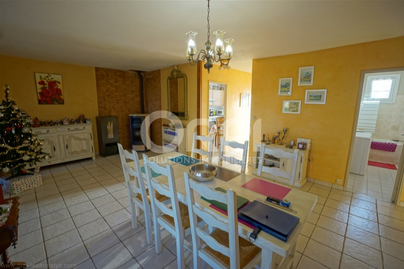 Vente maison / villa St clair sur epte 198 000€ - Photo 5