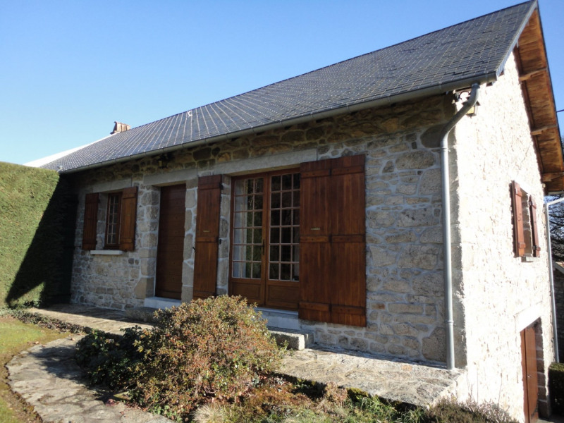 Vente maison / villa Nedde 137 000€ - Photo 1