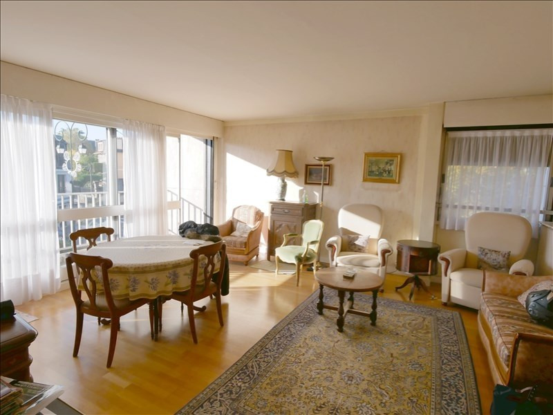 Vente appartement Garches 550 000€ - Photo 1