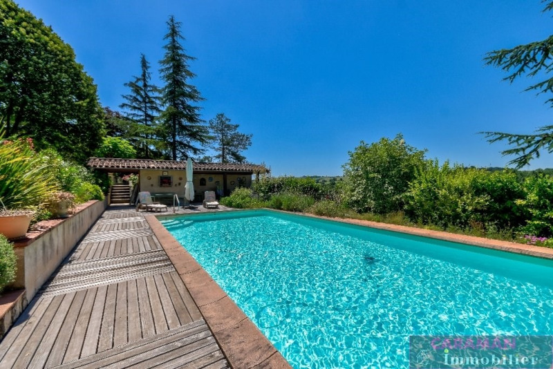 Vente de prestige maison / villa Caraman  secteur 695000€ - Photo 18