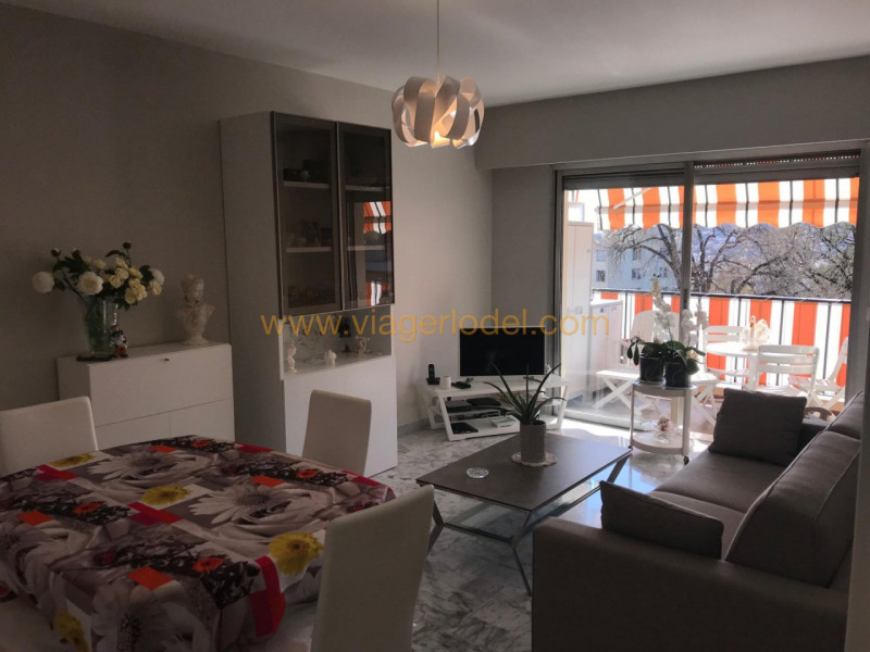 Viager appartement Nice 65000€ - Photo 2