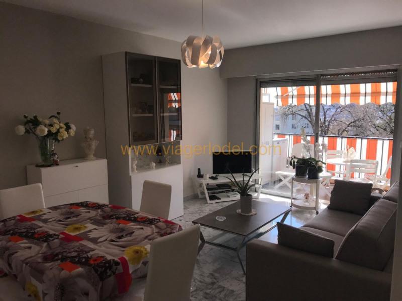 Vendita nell' vitalizio di vita appartamento Nice 65000€ - Fotografia 2