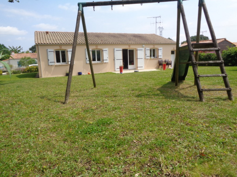 Location maison / villa La boissiere des landes 695€ CC - Photo 10