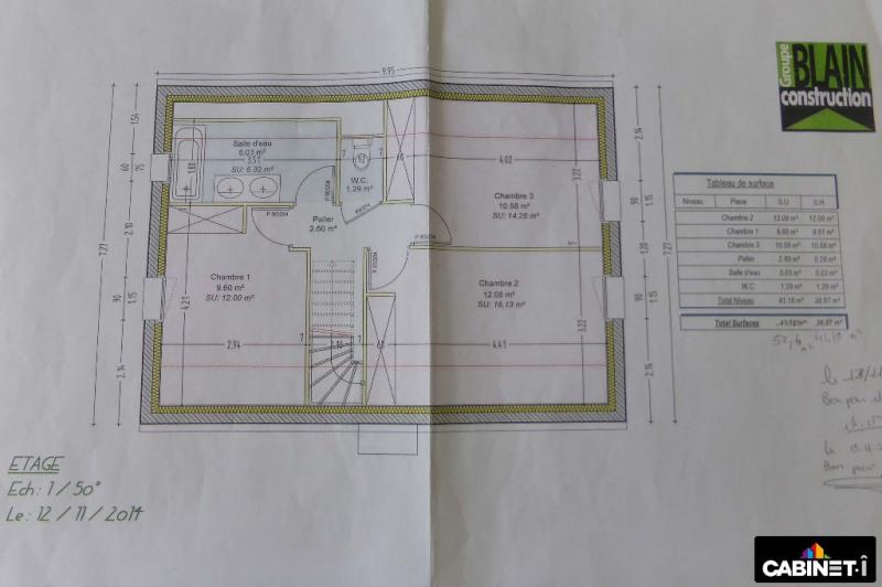Sale house / villa Vigneux de bretagne 269900€ - Picture 11